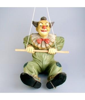 Большой клоун, коллекционная фигура, статуэтка