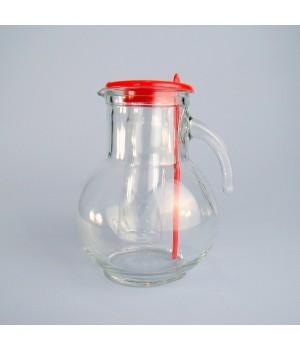 Стеклянный кувшин для воды
