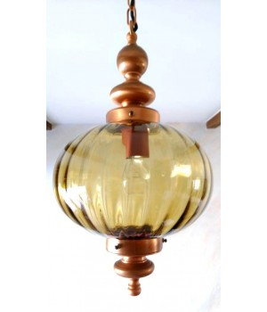 Люстра Стеклянный шар