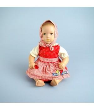 Винтажная кукла Kathe Kruse