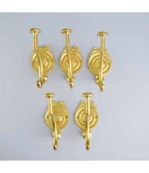 Крючки для одежды, бронза