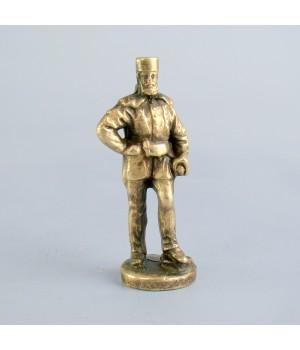 Солдат французской армии