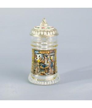 Миниатюрная пивная кружка, рюмка, WMF