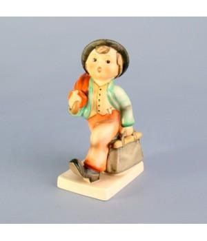 Статуэтка Hummel, Мальчик с портфелем