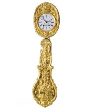 Настенные часы французской фирмы Louis Jaquine St. Etienne