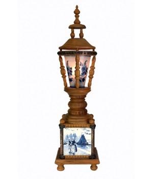 Лампа старинная, Delft