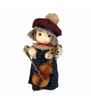 Музыкальная кукла Виолончелист