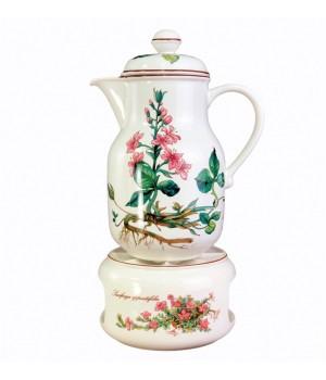 Чайник, заварник с подогревом Botanica
