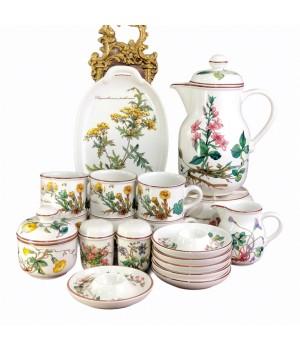Чайный сервиз Botanica