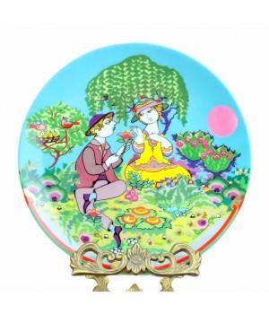 Декоративная тарелка Rosenthal, Времена года, Осень