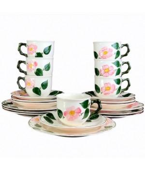 Чайные трио Wild Rose