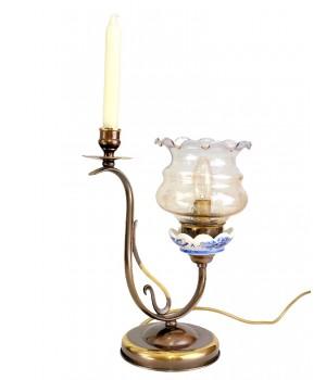 Настольная лампа - подсвечник