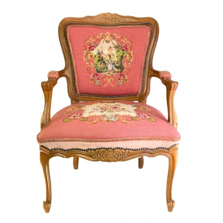 Кресло гобелен